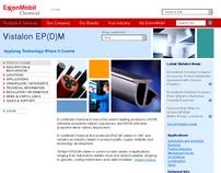 ExxonMobil Chemicals Website