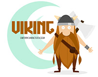 Viking - Cartoon Character