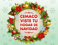 Campaña Navidad Cemaco 2013