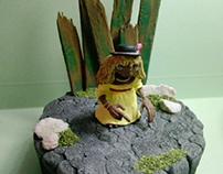 mini-diorama