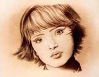 Sonya's portrait