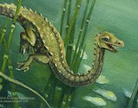 Hyphalosaurus lingyuanensis