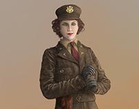 Chief Army Nurse