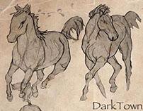 Pencil Drawings - By Anne Pogoda