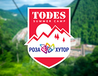 TODES Rosa Khutor summer camp 2016
