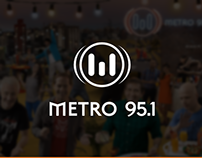 Radio Metro 95.1 - iOS/Android App