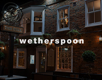 Wetherspoon Website