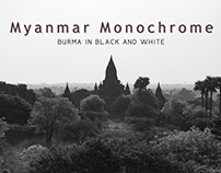 Myanmar Monochrome