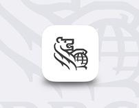MyRBC - Mobile banking app concept
