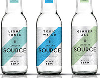Llanllyr Source Identity & Packaging