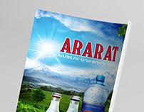ARARAT water-poster