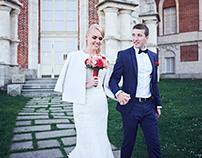 Ruslan and Dinara Wed