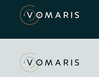 Vomaris Identity and Logos