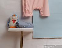 Chụp ảnh thời trang quần áo trẻ em