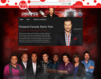 Chopped Canada on Food Network Canada