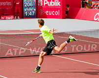 CLARO OPEN COLOMBIA ATP 250 WORLD TOUR