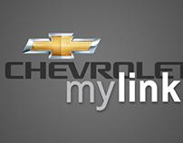 Chevrolet MyLink Interface Concept