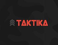 TAKTIKA - Brand Design