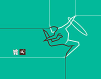 London 2012 Olympic & Paralympic Games — Pictograms
