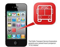 """PTSC Mobile""-Transportation App Prototype"