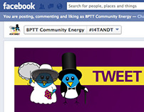 BPTT #i4TandT Facebook App