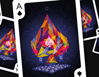 PLAYING ARTS CONTEST / ACE OF SPADES