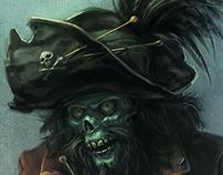 Fan Art : Lechuck's revenge - Monkey Island II