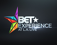 BET Experience at L.A. Live Open
