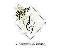 A Southern Gardener Logo