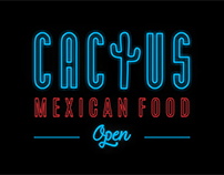Cactus Mexican Food (Just for LOVE) ♥ GIF