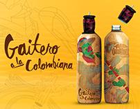 Gaitero a la Colombiana | Young Lions Design 2016