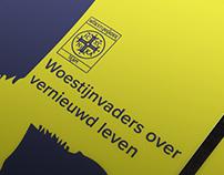 Bookcover design - ZondeRschuld