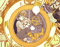 Steampunk Time Travel Series