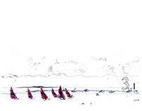 Development and visual communication  of a Sailing Club