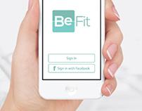 BeFit - Branding