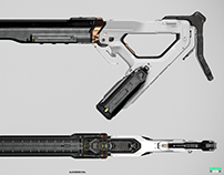 ガルーダ(GARUDA) LHOP Projector Rifle