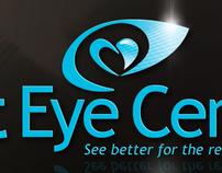 Hart Eye Center Branding Project
