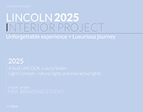 LINCOLN 2025 INTERIOR