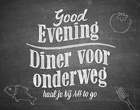Albert Heijn to go - Diner voor onderweg