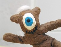 Stop Motion Puppets and Props