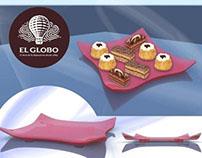 Charolas El Globo
