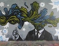 Amtserdam walls 2011