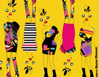 Pattern Design - Sweet Charity