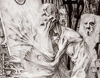 Pencil Drawings - By David Satzinger