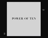 Power of Ten Letters