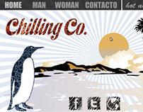 Chilling Company Web