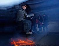 Armenian Fire fest - Trndez