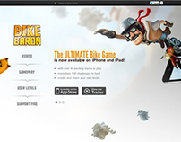 Bike Baron Website