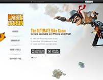 Bike Baron Website