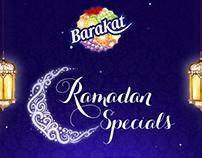 Barakat Quality Plus Ramadan social media